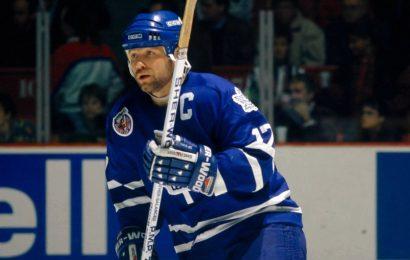 15. června 1985, Maple Leafs si vybírají z prvního místa draftu