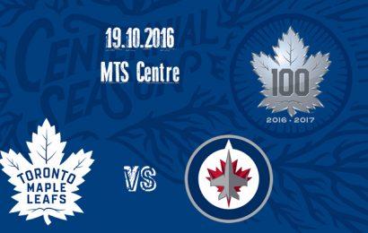 Matthews proti Lainemu. Leafs hrají na ledě Jets