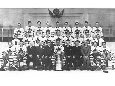 Vítězové Stanley Cupu v sezoně 1950-51
