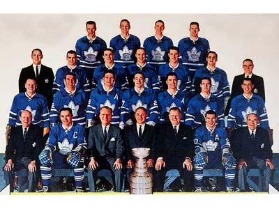 Vítězové Stanley Cupu v sezoně 1963-64