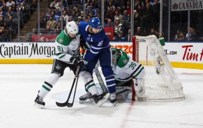 Střelecké trápení pokračuje a Leafs opět prohráli