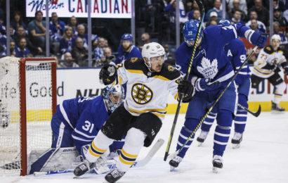Série je opět vyrovnaná. Čtvrtý zápas pro Leafs nedopadl dobře
