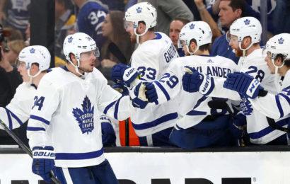 Maple Leafs vyhráli pátý zápas v Bostonu!
