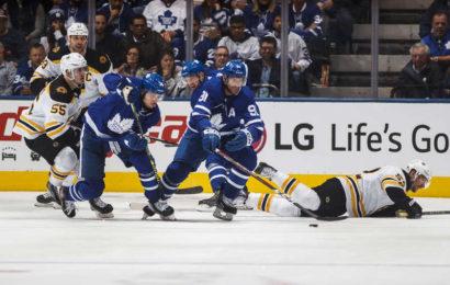 Leafs prohráli zápas číslo 6 a série se rozhodne na ledě Bostonu