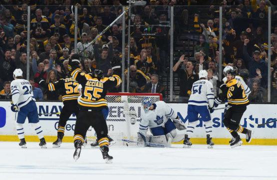 Konec. Leafs prohráli další zápas číslo 7