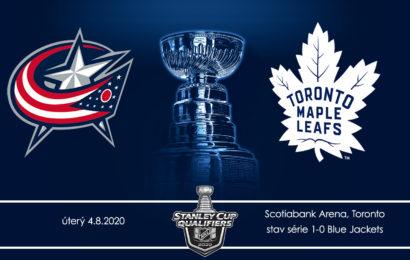 Leafs stojí před těžkým úkolem, jak srovnat sérii. Hraje se zápas číslo 2