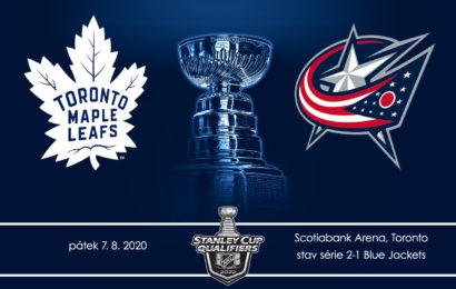 Leafs čelí vyřazení. Hraje se zápas číslo 4