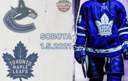 Leafs zakončí sezonní sérii s Canucks
