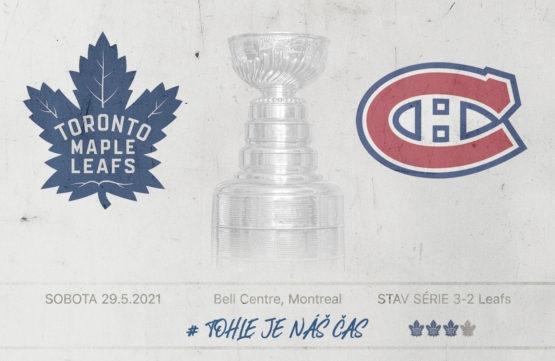 Zpět v Montrealu. Hraje se zápas číslo 6