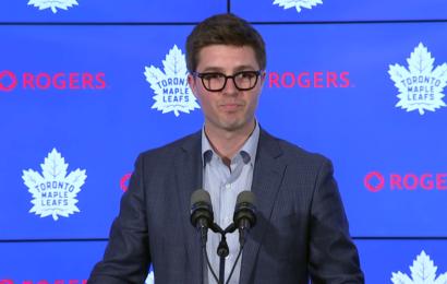Leafs se naposledy setkali s médii. Sezona je oficiálně u konce
