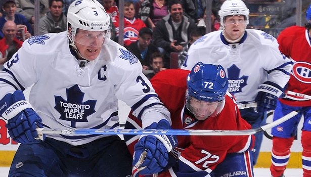 Habs - Leafs preview opener 2013