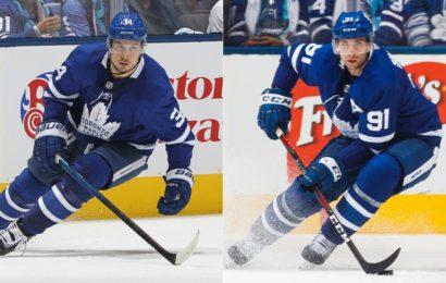 Matthews s Tavaresem táhnou ofenzivu Leafs