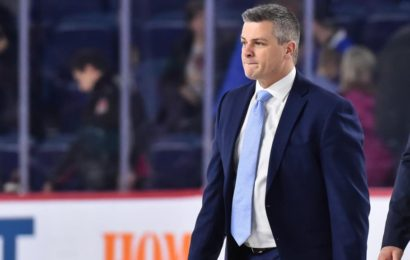 Kdo je nový kouč Maple Leafs